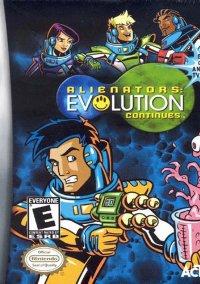 Alienators: Evolution Continues – фото обложки игры