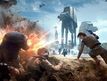 Серия игр Star Wars: Battlefront