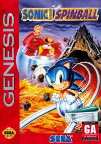Sonic the Hedgehog Spinball – фото обложки игры