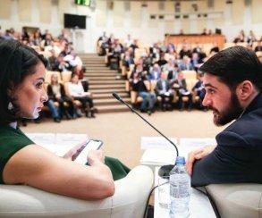 В Госдуме прошли Парламентские слушания по киберспорту. На них пришла даже Тина Канделаки