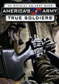 America's Army: Rise of a Soldier – фото обложки игры