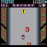 Скриншот Action Fighter (1989) – Изображение 4