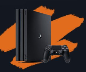 Разыгрываем новенькую Sony PlayStation 4 pro