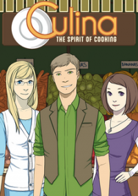 Culina: The Spirit of Cooking – фото обложки игры