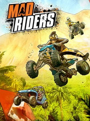 Mad Riders – фото обложки игры