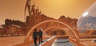 Surviving Mars. Трейлер обновления Opportunity и Curiosity