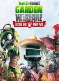 Plants vs. Zombies: Garden Warfare - Tactical Taco Party Pack – фото обложки игры