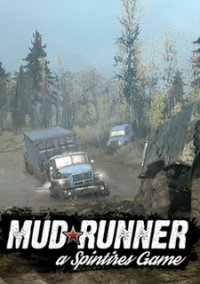 Spintires: MudRunner – фото обложки игры