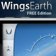 Wings Free: Flight Simulator – фото обложки игры
