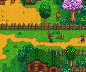 Инди-ферма Stardew Valley – самая продаваемая в Steam игра 2016 года