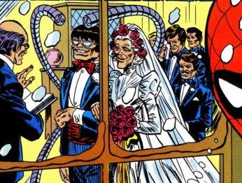 10 самых ярких изначимых свадеб вкомиксах Marvel