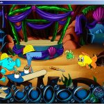 Скриншот Freddi Fish 4: The Case of Hogfish Rustlers of Briny Gulch – Изображение 1