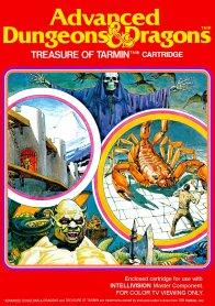 Advanced Dungeons & Dragons: Treasure of Tarmin