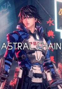 Astral Chain – фото обложки игры