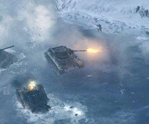 Восточный фронт был невозможен на старом движке Company of Heroes