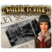 Valerie Porter and the Scarlet Scandal – фото обложки игры