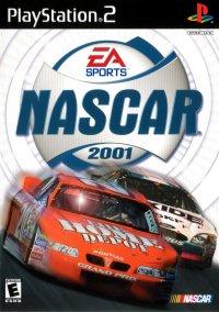 NASCAR 2001 – фото обложки игры