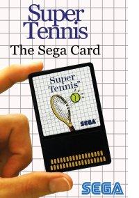 Super Tennis – фото обложки игры