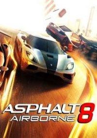 Asphalt 8: Airborne – фото обложки игры