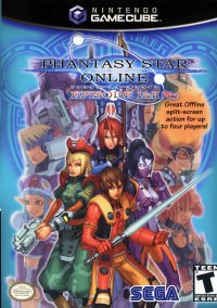 Phantasy Star Online Episode I & II Plus – фото обложки игры