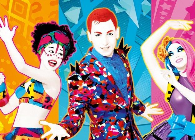Рецензия на Just Dance 2014