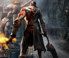 Помните безумную геометрию уровней в Bloodborne? Авторы God of War вдохновлялись именно ей