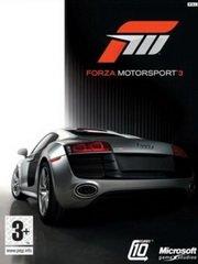 Forza Motorsport 3 – фото обложки игры