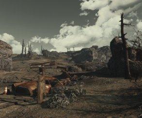 Авторы ремейка Fallout 3 надвижке Fallout 4 остановили его разработку. Все из-за голосов