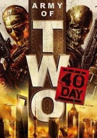Army of Two: The 40th Day – фото обложки игры
