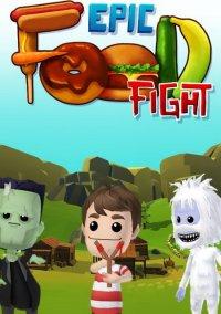 Epic Food Fight VR – фото обложки игры