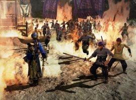 Dynasty Warriors 8 Empires возьмет Европу в начале 2015 года