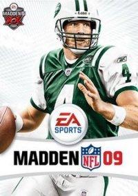 Madden NFL 09 – фото обложки игры