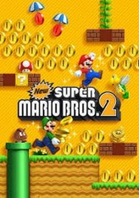 New Super Mario Bros. 2 – фото обложки игры