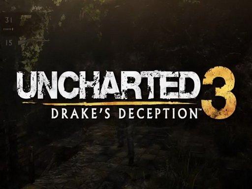 Uncharted 3: Drake's Deception. Геймплей, часть I