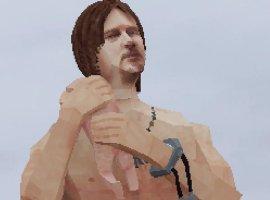 Ютубер сделал трейлер Death Stranding для PS1. Низкополигонально, ногениально