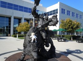 Ремесло. История Blizzard Entertainment