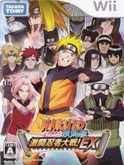 Naruto Shippuuden: Gekitou Ninja Taisen EX – фото обложки игры
