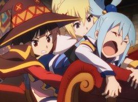 Sword Art Online, Angel Beats, KonoSuba идругие— лучшие аниме о«попаданцах» идругих мирах