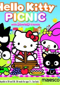 Hello Kitty Picnic with Sanrio Friends – фото обложки игры