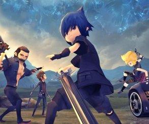 Все эпизоды Final Fantasy XVPocket Edition обойдутся в$30. Но стоят ли они того?
