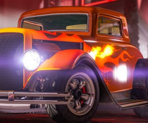 День св. Валентина в GTA Online: тачка Vapid Hustler, бонусы, скидки и халявные доллары GTA