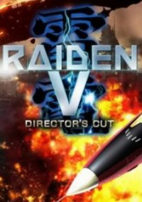 Raiden V: Director's Cut – фото обложки игры