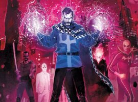 Доктор Стрэндж разберется споследствиями Secret Empire, попытавшись отвоевать Лас-Вегас