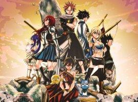 Автор манги Fairy Tail задумал своих «Мстителей» иобъединит свои главные работы вкроссовер