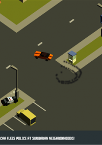Pako: Car Chase Simulator – фото обложки игры
