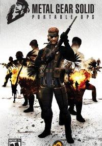 Metal Gear Solid: Portable Ops – фото обложки игры