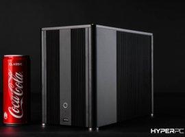 Мал да удал: представлен компактный игровой ПК HYPERPC NANO