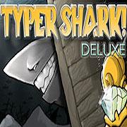 Typer Shark! Deluxe – фото обложки игры