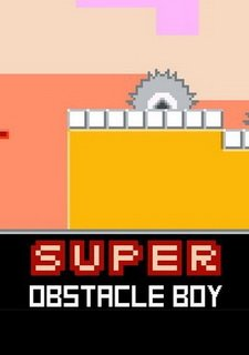 SUPER OBSTACLE BOY