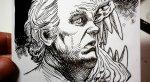 Инктябрь: что ипочему рисуют художники комиксов вэтом флешмобе?. - Изображение 168